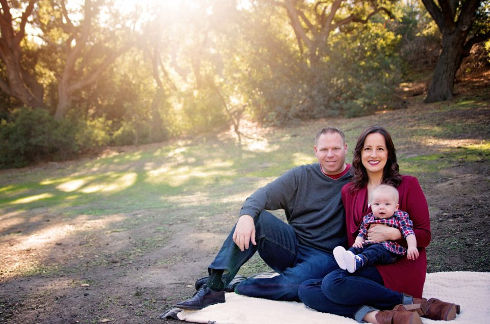 """Christmas Cheer"" The Williams Family"