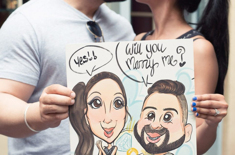 Secret Missions, Sneaky Photography and a Surprise Engagement- A Disneyland Proposal