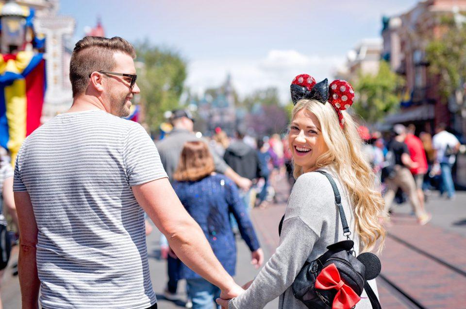 Natalie's Disneyland Birthday